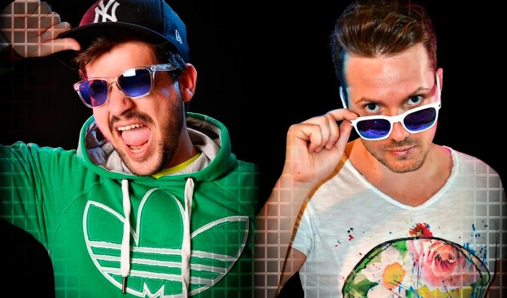 ... e il duo italiano (a dispetto del nome) Boosted Kids