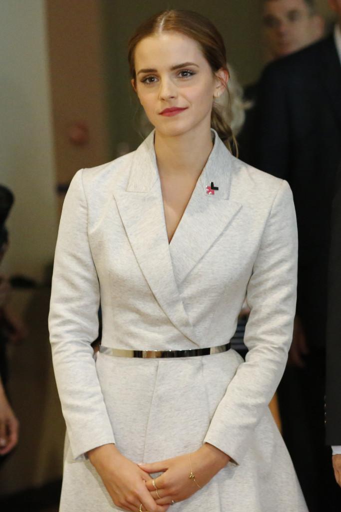 Emma Watson volto della campagna femminista HeForShe