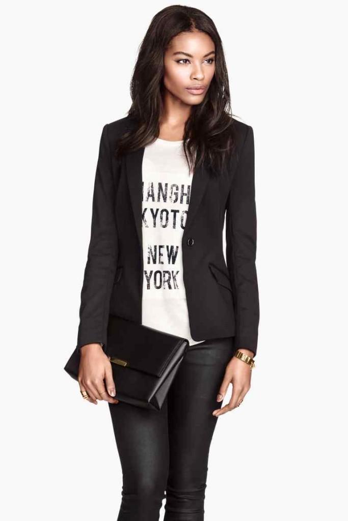 Outfit per l ufficio leather trend unadonna for Ufficio sinistri t shirt