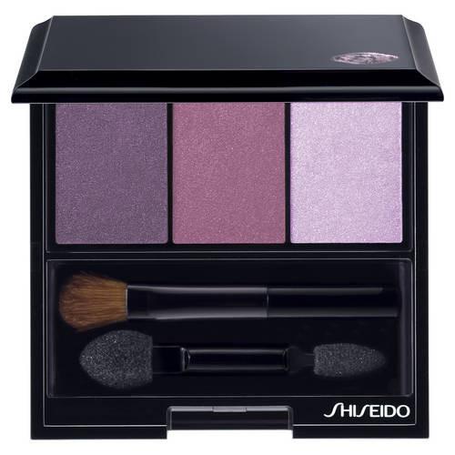 Una palette in tre tonalità per modulare l'intensità e creare infiniti tipi di look: Ombre Doux Eclat Trio, Shiseido.