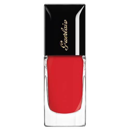 Manicure perfetta nel colore dell'amore (Guerlain Laque Couleur)