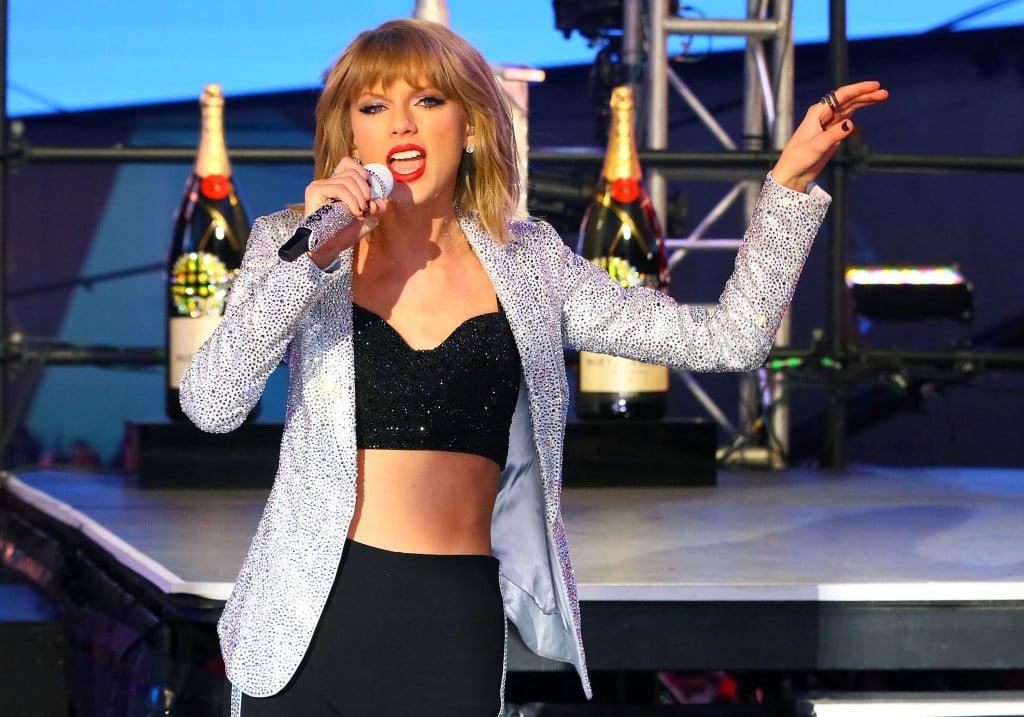 Taylor Swift è la star più solidale dell'ultimo anno