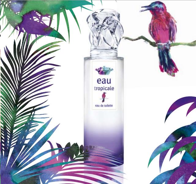 Eau Tropicale di Sisley è la fragranza adatta alla donna capace di sperimentare e di viaggiare alla ricerca di nuove emozioni e profumazioni esotiche