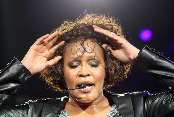 Uno degli ultimi concerti della cantante, morta nel febbraio 2012