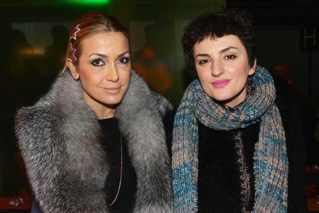 Arisa e Francesca Senette