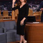 Amy Adams abito pipistrello