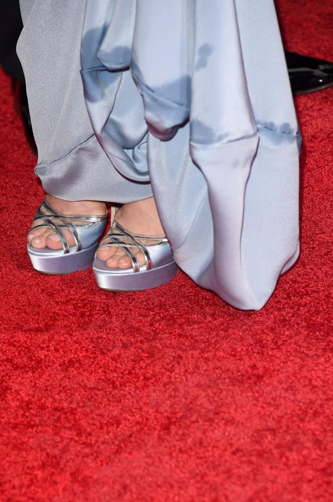 Amy Adams ama i sandali, in particolare quelli gioiello