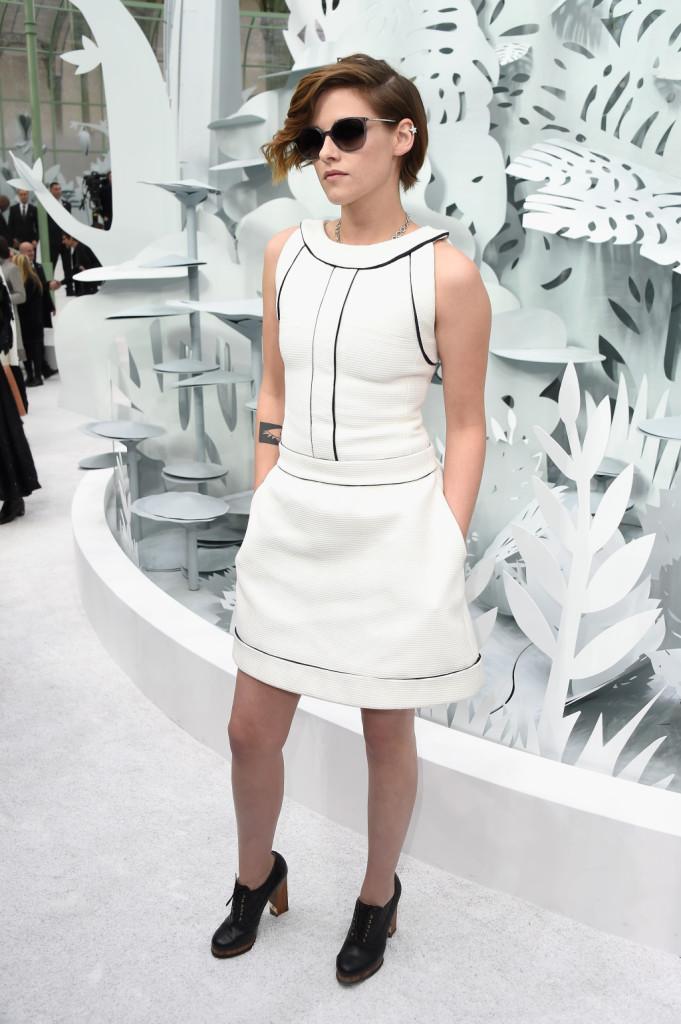 Kristen Stewart ospite da Chanel