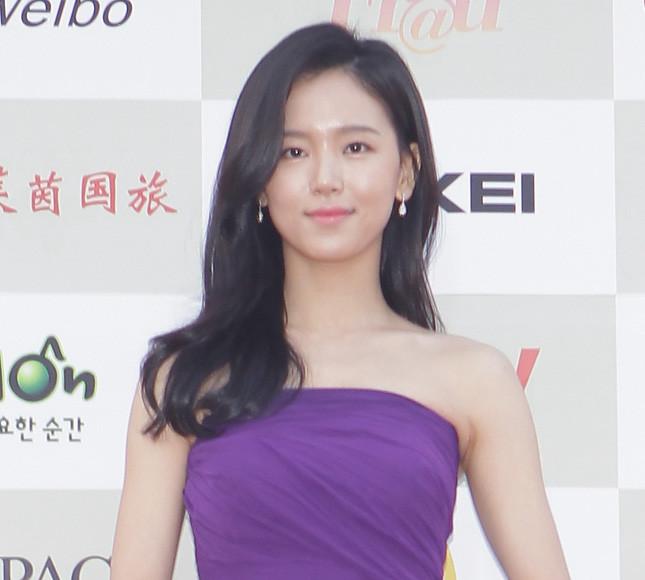 La cantante K-Pop Kang Han-Na