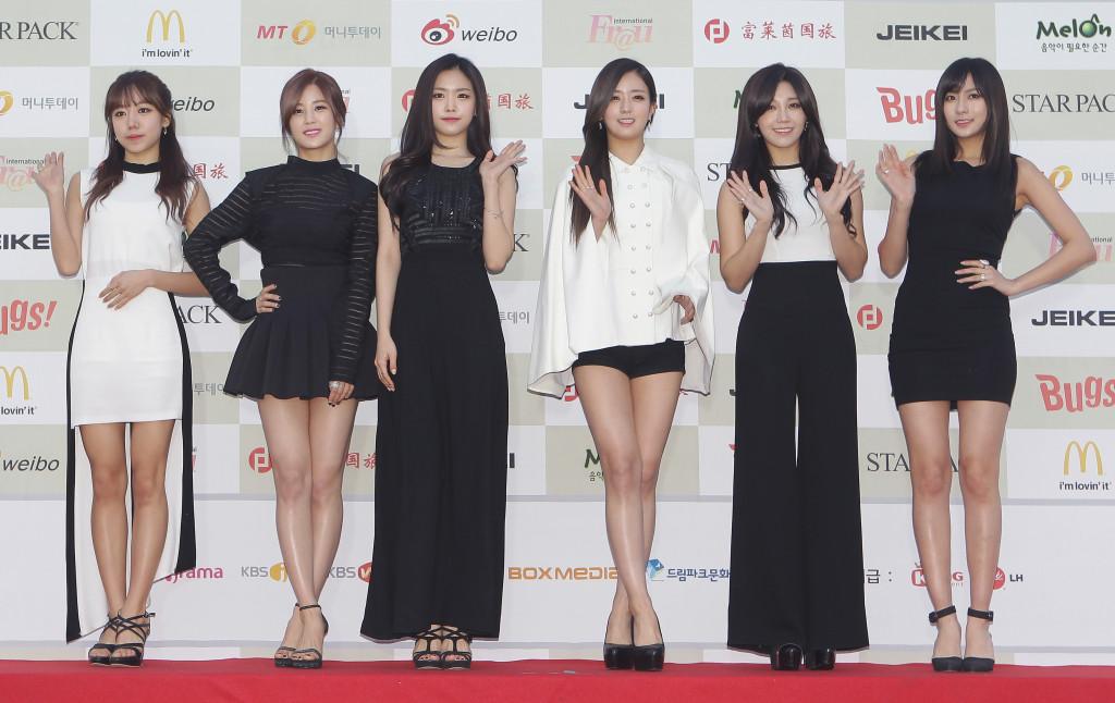 LO stile korean beauty deriva dalla moda dilagante (anche in occidente) delle girl band K-Pop, come le Exid