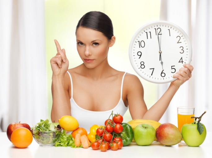Dieta dell'orologio