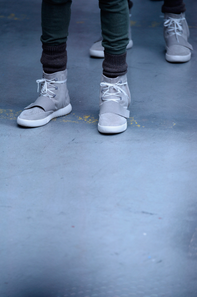 Le nuovissime YEEZY BOOST