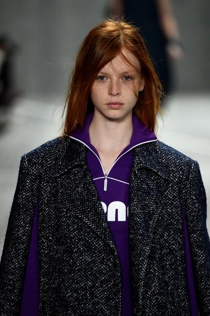 Lacoste giacca grigio scuro