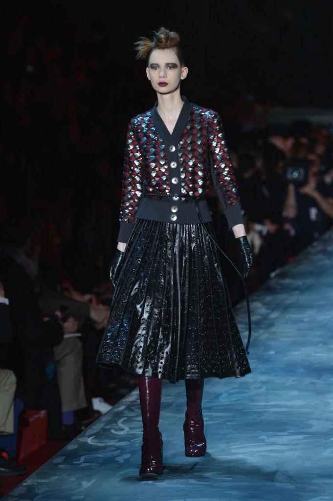 Gusto per il dettaglio e passione per il tailoring da Marc Jacobs