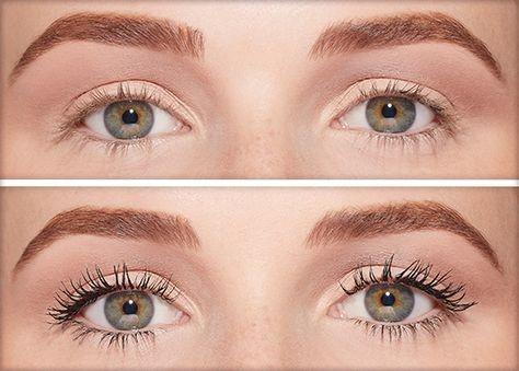Benefit - Mascara Roller Lash - Prima e Dopo