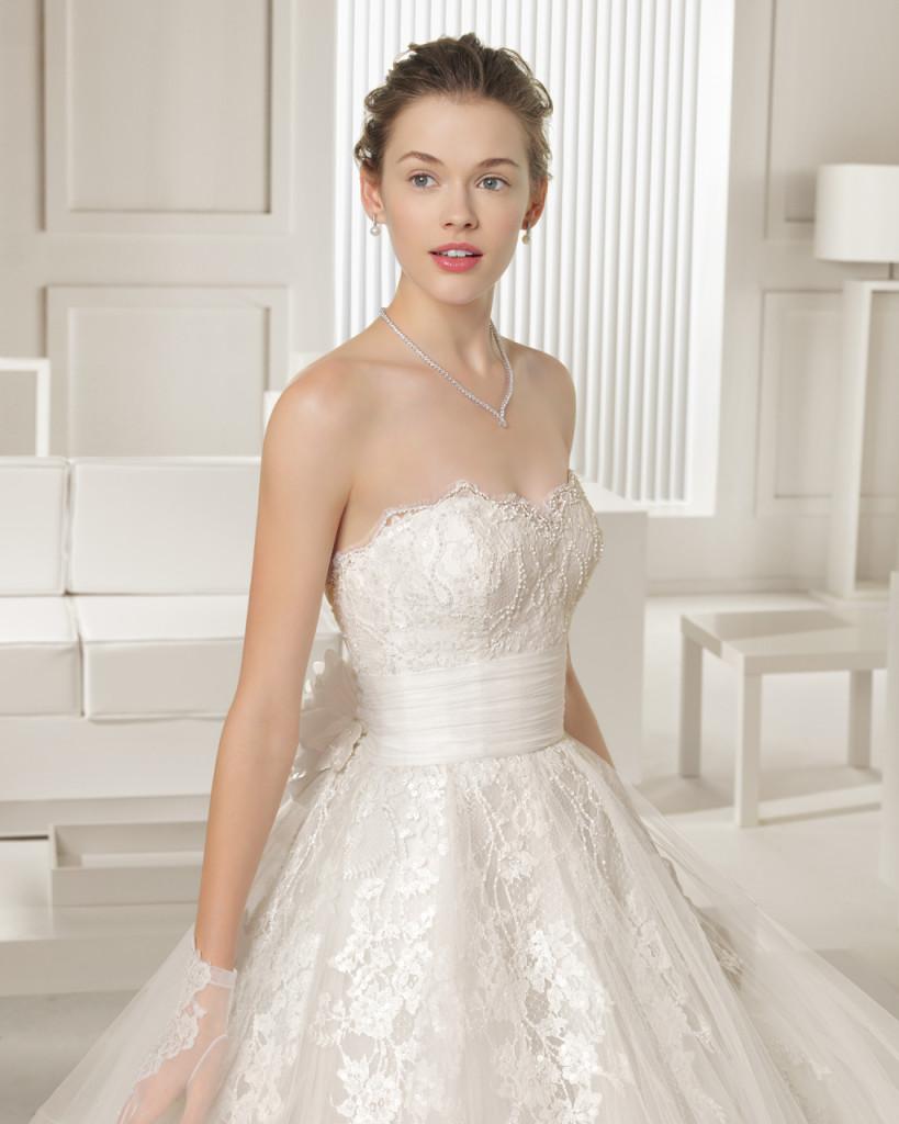 abito sposa principessa Samy Rosa Clarà