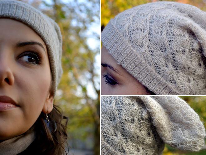 Berretto morbido di lana