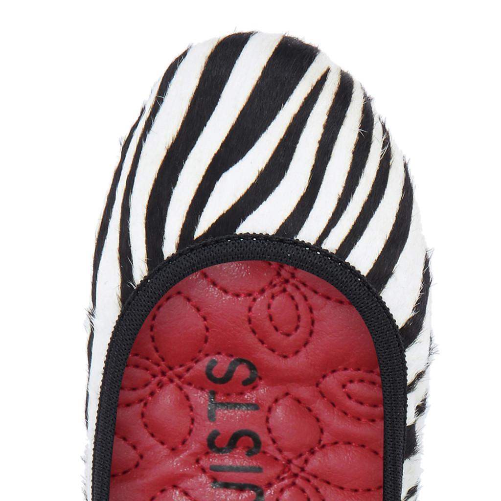 Ballerine Butterfly Twists, linea Leah fantasia zebra