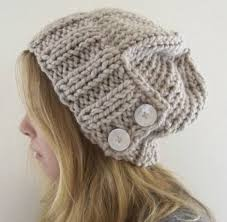 Cappello morbido di lana