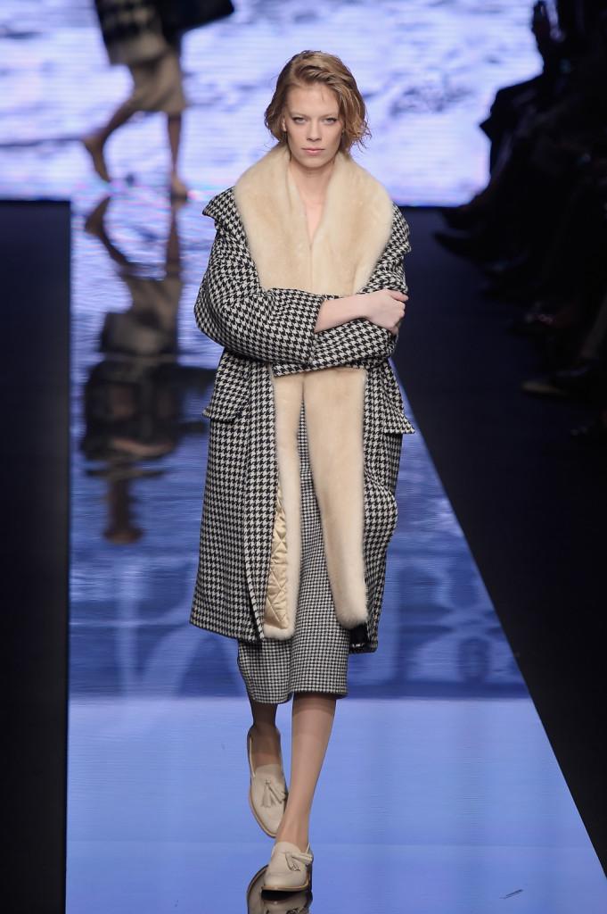 Max mara stile senza tempo a milano moda donna ai 2015 for Senzatempo milano