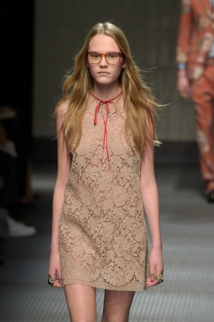 Gucci FW 2015 2016 Milano Fashion Week