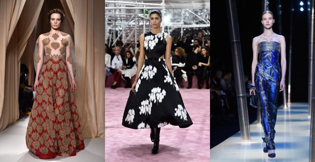 La Haute Couture Paris PE 2015 svela una nuova stagione all'insegna del lusso sofisticato ma senza eccessi
