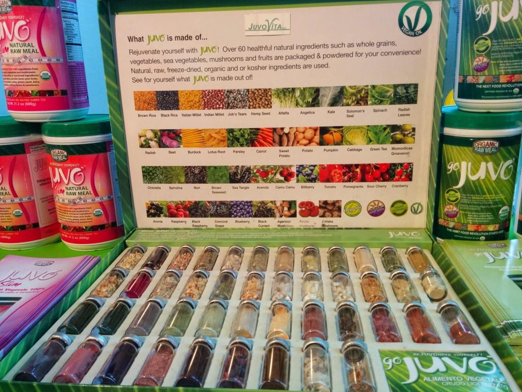 Un kit completo di alimenti essiccati per gli amanti del cibo vegano