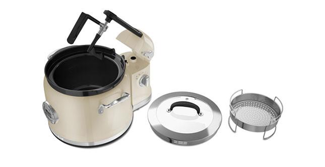 KitchenAid Multicooker dettagli www.kitchenaid.it