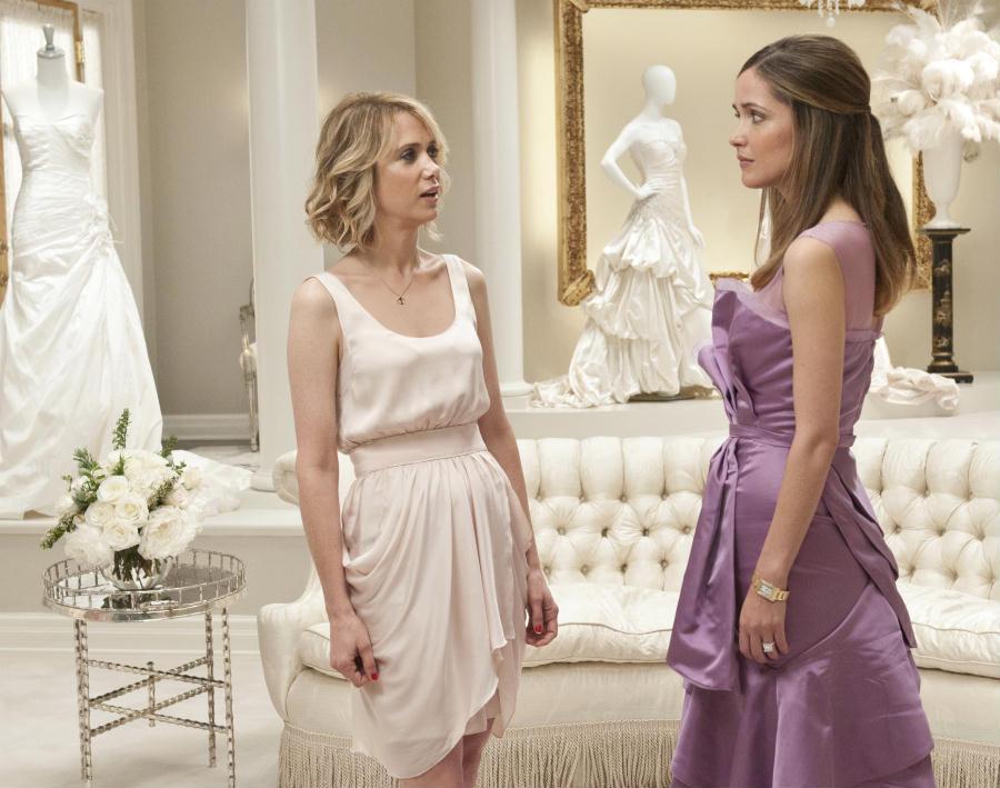 Le amiche della sposa, con Kristen Wiig