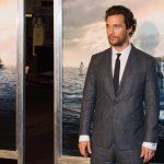 Matthew McConaughey alla prima di Interstellar