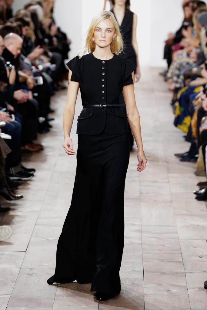 Michael Kors, per la nuova collezione FW 2015 2016, si ispira a tre donne iconiche: Babe Paley, Carolyn Besette Kennedy e Wallis Simpson