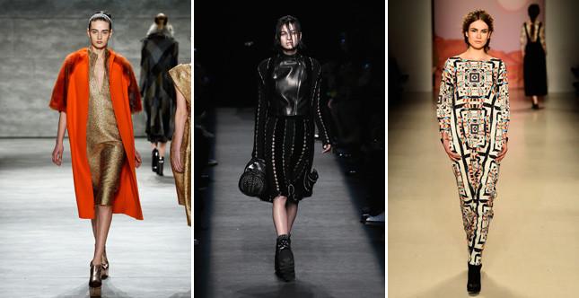 New York Fashion Week FW 2015/2016