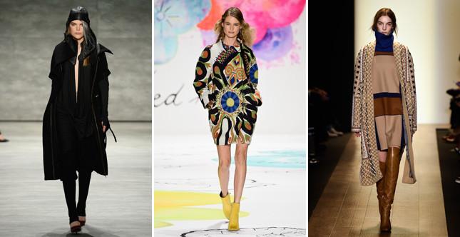 La New York Fashion Week FW 2015/2016 inaugura all'insegna di una femminilità forte, ma allo stesso tempo allegra, elegante e sofisticata