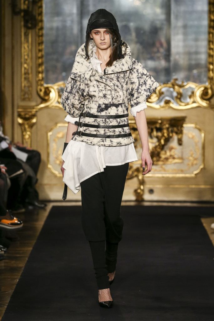 Collezione autunno inverno Nicholas K alla Milano Fashion Week