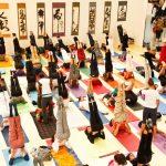 Pratiche Yoga durante Olisfestival