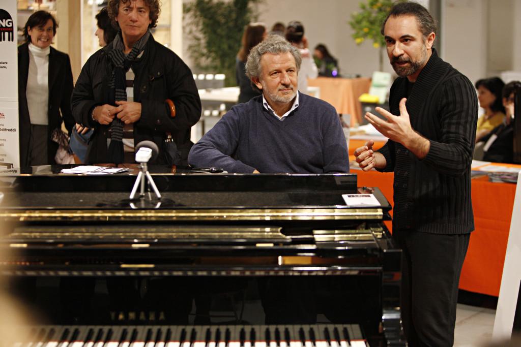 Alessandro Sironi spiega il PianoMirroring