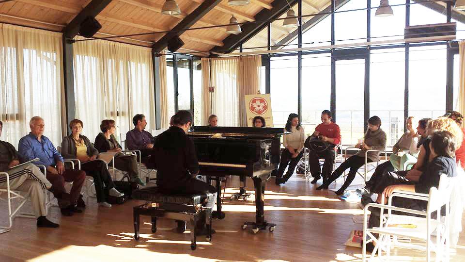 PianoMirroring con Alessandro Sironi