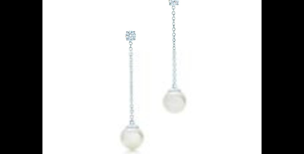 Orecchini pendenti di Tiffany