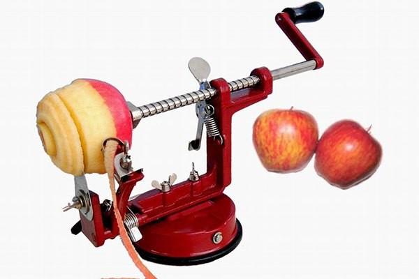 Tornio per pelare le mele