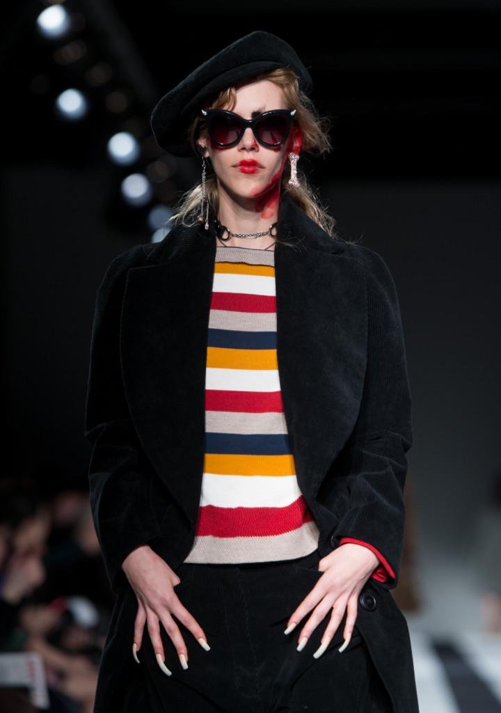 Giochi di look nella nuova collezione Red Label Vivienne Westwood