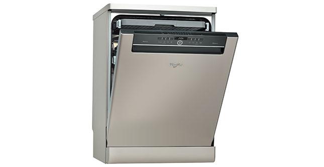 Whirlpool mod. ADP 9070 IX lavastoviglie da incasso 13 coperti