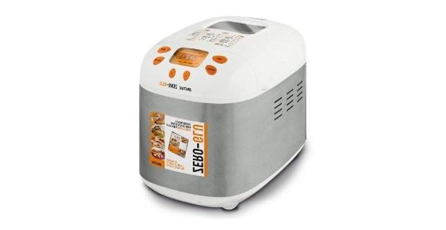 Macchina per il pane Imetec 'Zero Glu' per fare pane senza glutine