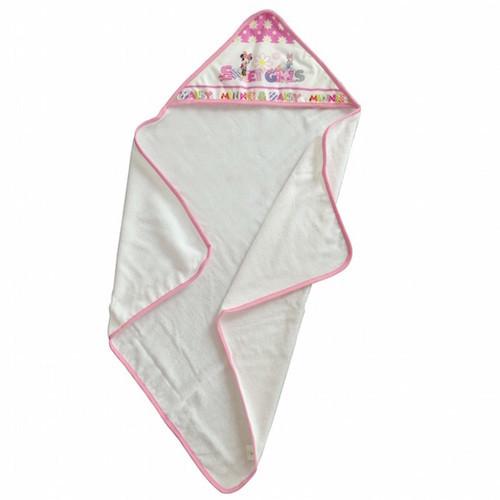 accappatoio a triangolo per neonata Disney mod. Minnie