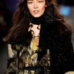 Anna Sui dettaglio pelliccia