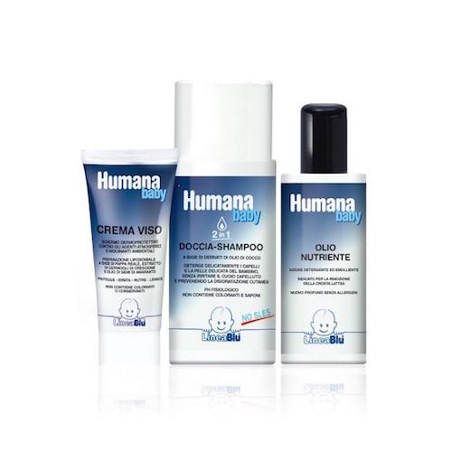 detergenti per bagnato della Humana