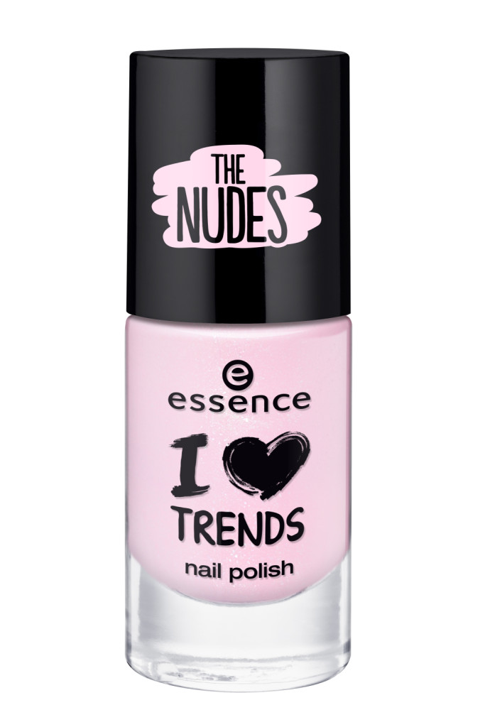 I ♥ TRENDS smalto unghie (the nudes). 06 baby doll