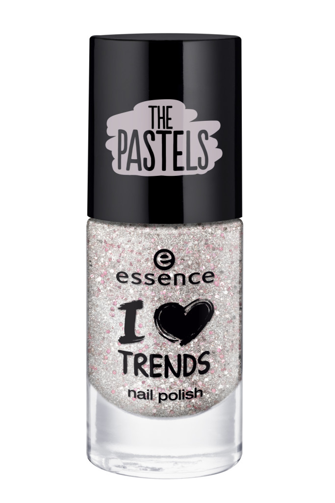 I ♥ TRENDS smalto unghie (the pastels). 06 sparkles in a bottle