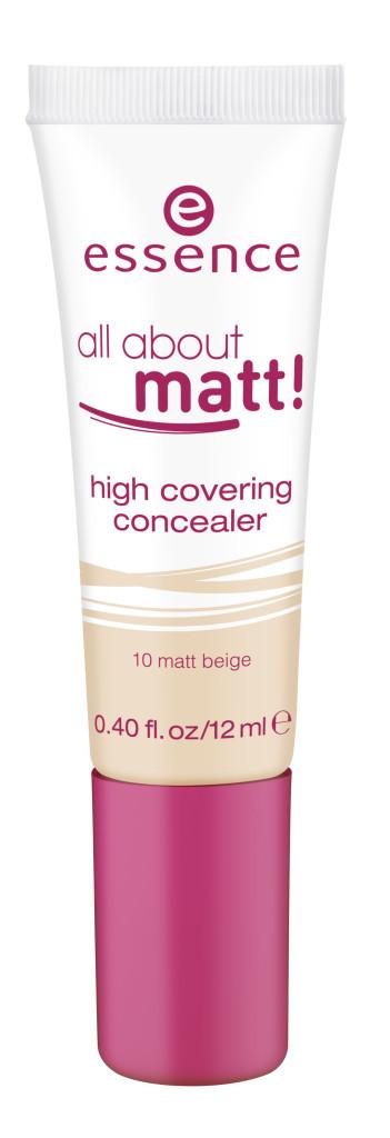 All about matt! correttore viso ad alta coprenza. #10 matt beige
