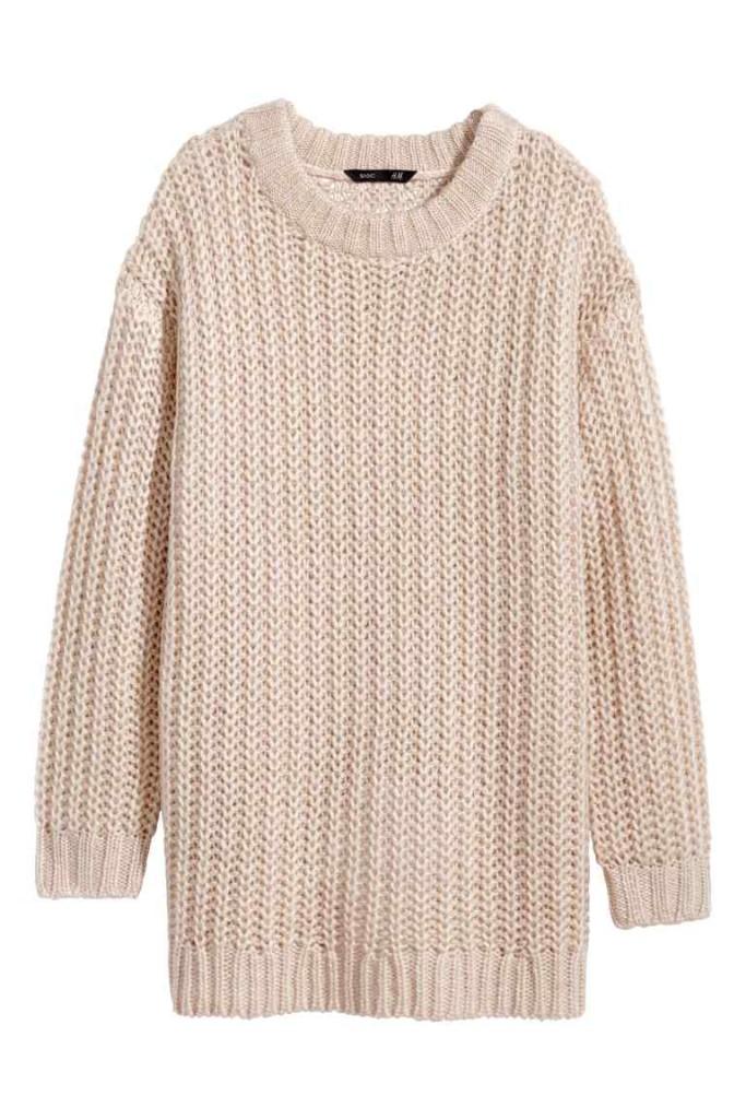 H&M_maxi maglia