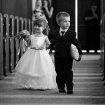 ingresso paggetti matrimonio